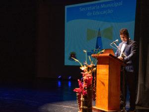 1400 pessoas participam da aula inaugural da Rede Municipal de Ensino de Ubatuba