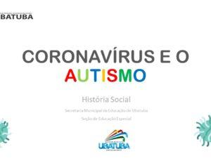 Coronavírus e o Autismo