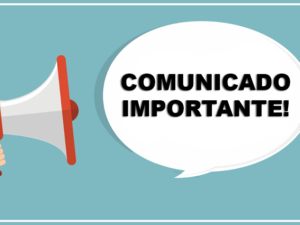 Comunicado importante Covid-19