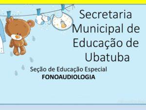 Educação Especial – Fonoaudiologia